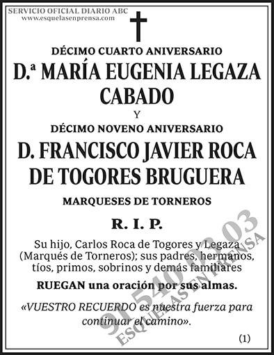 María Eugenia Legaza Cabado